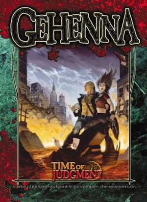 GEHENNA - A Time Of Judgment
